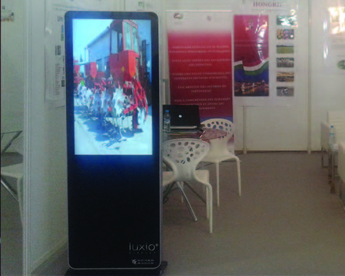 Totem led android windows maroc