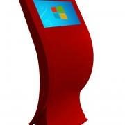 nouveau gondol windows 2 rouge