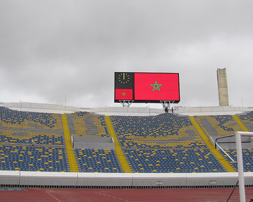 Luxio Display Ecran Led Totem Maroc (13)