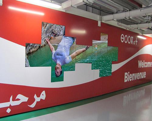 Luxio Display Ecran Led Totem Maroc (15)